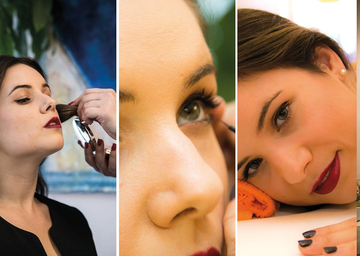 foto commerciale per Istituti di Estetica e parrucchiera - Andrea Boaretto Fotostudio Uno