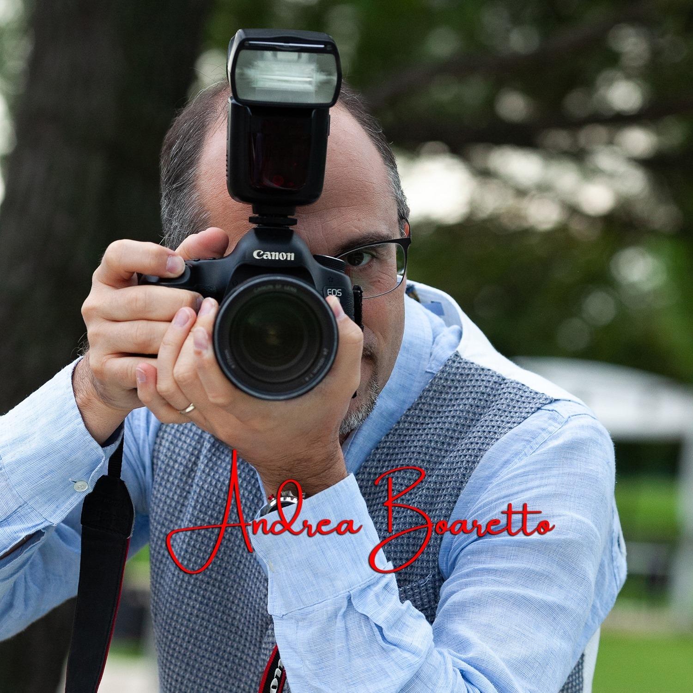 Andrea Boaretto Fotografo di Matrimonio Padova e Torreglia