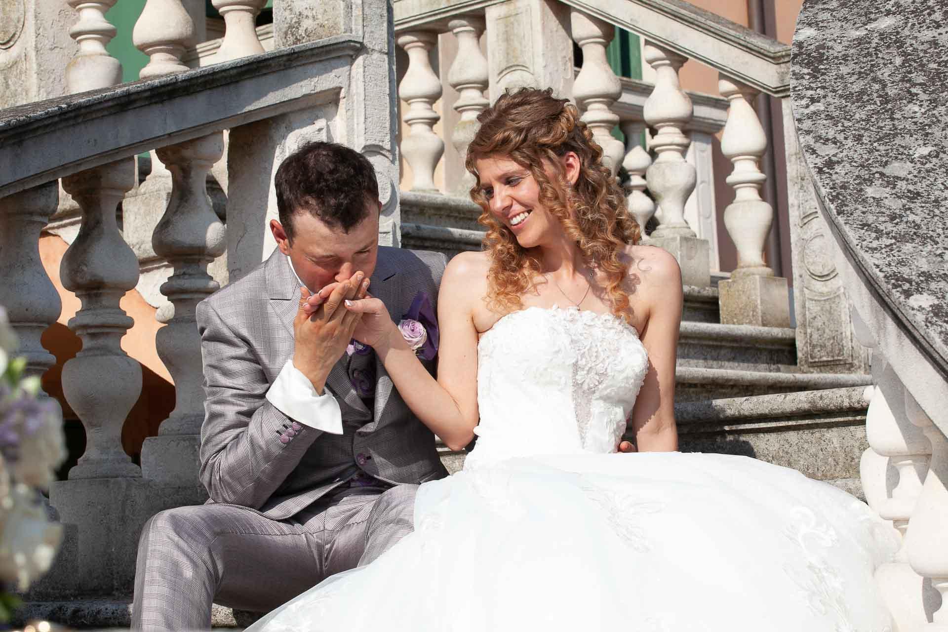 Fotografo di matrimonio. Andrea BOaretto fotostudio uno , Torreglia padova